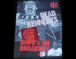 Dead Kennedys - DMPO'S On Broadway (DVD)